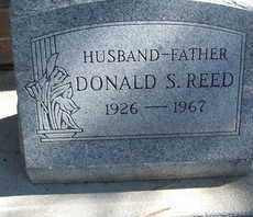REED, DONALD S. - Coconino County, Arizona   DONALD S. REED - Arizona Gravestone Photos
