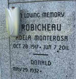 ROBICHEAU, ADELA - Coconino County, Arizona | ADELA ROBICHEAU - Arizona Gravestone Photos