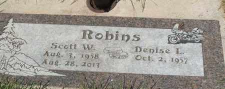 ROBINS, SCOTT W. - Coconino County, Arizona | SCOTT W. ROBINS - Arizona Gravestone Photos