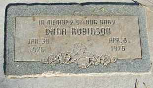 ROBINSON, DANA - Coconino County, Arizona | DANA ROBINSON - Arizona Gravestone Photos