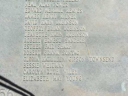 GIPSON TOWNSEND, GLORIA KATHLEEN - Coconino County, Arizona | GLORIA KATHLEEN GIPSON TOWNSEND - Arizona Gravestone Photos