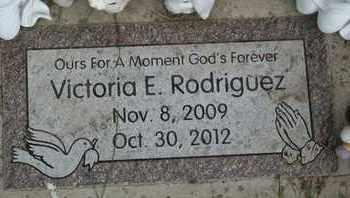 RODRIGUEZ, VICTORIA E. - Coconino County, Arizona | VICTORIA E. RODRIGUEZ - Arizona Gravestone Photos