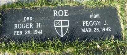 ROE, ROGER H. - Coconino County, Arizona | ROGER H. ROE - Arizona Gravestone Photos