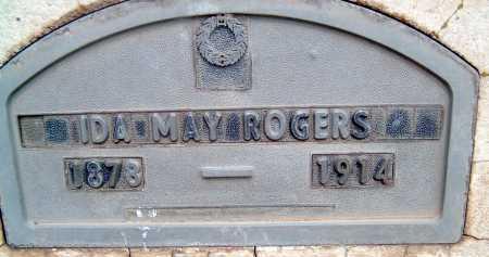 ROGERS, IDA MAY - Coconino County, Arizona | IDA MAY ROGERS - Arizona Gravestone Photos