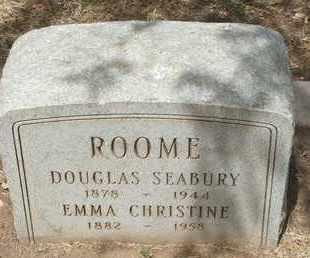 ROOME, DOUGLAS SEABURY - Coconino County, Arizona | DOUGLAS SEABURY ROOME - Arizona Gravestone Photos