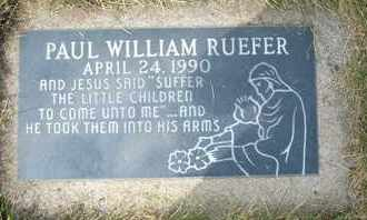 RUEFER, PAUL WILLIAM - Coconino County, Arizona | PAUL WILLIAM RUEFER - Arizona Gravestone Photos
