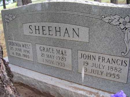 SHEEHAN, SEDENIA WEST - Coconino County, Arizona | SEDENIA WEST SHEEHAN - Arizona Gravestone Photos