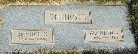 SHURBET, KENNETH B. - Coconino County, Arizona | KENNETH B. SHURBET - Arizona Gravestone Photos