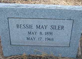 SILER, BESSIE MAY - Coconino County, Arizona | BESSIE MAY SILER - Arizona Gravestone Photos