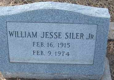 SILER, JR., WILLIAM JESSE - Coconino County, Arizona | WILLIAM JESSE SILER, JR. - Arizona Gravestone Photos