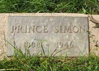 SIMON, PRINCE - Coconino County, Arizona   PRINCE SIMON - Arizona Gravestone Photos
