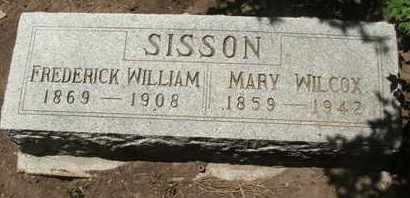 WILCOX SISSON, MARY - Coconino County, Arizona | MARY WILCOX SISSON - Arizona Gravestone Photos