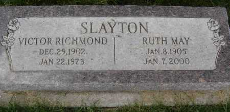 SLAYTON, RUTH MAY - Coconino County, Arizona | RUTH MAY SLAYTON - Arizona Gravestone Photos