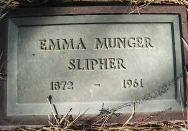 SLIPHER, EMMA - Coconino County, Arizona | EMMA SLIPHER - Arizona Gravestone Photos