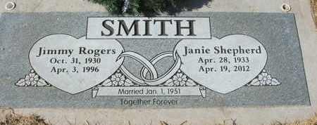 SMITH, JIMMY ROGERS - Coconino County, Arizona | JIMMY ROGERS SMITH - Arizona Gravestone Photos