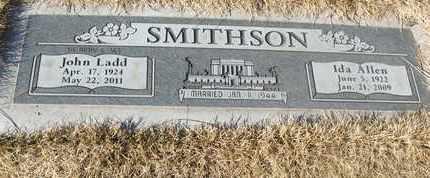 ALLEN SMITHSON, IDA - Coconino County, Arizona   IDA ALLEN SMITHSON - Arizona Gravestone Photos