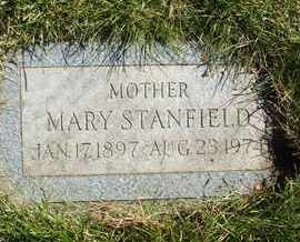 STANFIELD, MARY - Coconino County, Arizona | MARY STANFIELD - Arizona Gravestone Photos