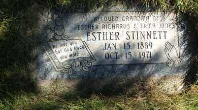 STINNETT, ESTHER - Coconino County, Arizona | ESTHER STINNETT - Arizona Gravestone Photos