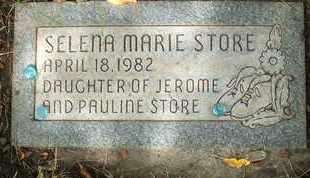 STORE, SELENA MARIE - Coconino County, Arizona | SELENA MARIE STORE - Arizona Gravestone Photos