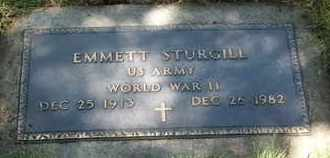 STURGILL, EMMETT - Coconino County, Arizona | EMMETT STURGILL - Arizona Gravestone Photos
