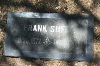 SUFEA, FRANK - Coconino County, Arizona | FRANK SUFEA - Arizona Gravestone Photos