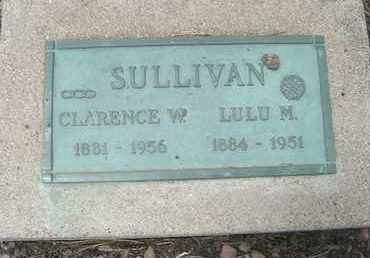 SULLIVAN, LULU M. - Coconino County, Arizona | LULU M. SULLIVAN - Arizona Gravestone Photos