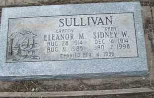 SULLIVAN, SIDNEY W. - Coconino County, Arizona | SIDNEY W. SULLIVAN - Arizona Gravestone Photos