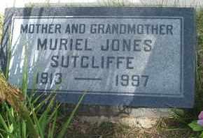 SUTCLIFFE, MURIEL - Coconino County, Arizona   MURIEL SUTCLIFFE - Arizona Gravestone Photos