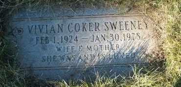 SWEENEY, VIVIAN - Coconino County, Arizona   VIVIAN SWEENEY - Arizona Gravestone Photos