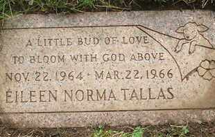 TALLAS, EILEEN NORMA - Coconino County, Arizona | EILEEN NORMA TALLAS - Arizona Gravestone Photos