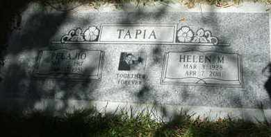 TAPIA, HELEN M. - Coconino County, Arizona | HELEN M. TAPIA - Arizona Gravestone Photos