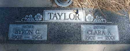 TAYLOR, BYRON C - Coconino County, Arizona | BYRON C TAYLOR - Arizona Gravestone Photos