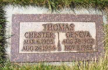 THOMAS, GENEVA - Coconino County, Arizona | GENEVA THOMAS - Arizona Gravestone Photos
