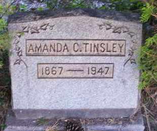 TINSLEY, AMANDA C. - Coconino County, Arizona | AMANDA C. TINSLEY - Arizona Gravestone Photos