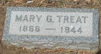 TREAT, MARY G. - Coconino County, Arizona | MARY G. TREAT - Arizona Gravestone Photos
