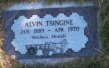 TSINGINE, ALVIN - Coconino County, Arizona | ALVIN TSINGINE - Arizona Gravestone Photos