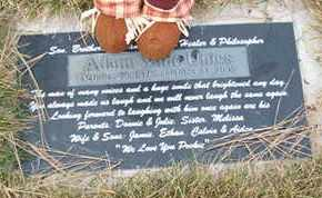 UHLES, ADAM WADE - Coconino County, Arizona | ADAM WADE UHLES - Arizona Gravestone Photos