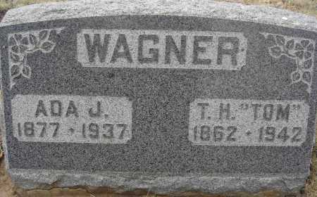 "WAGNER, T. H. ""TOM"" - Coconino County, Arizona | T. H. ""TOM"" WAGNER - Arizona Gravestone Photos"