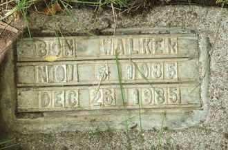 WALKER, BON - Coconino County, Arizona | BON WALKER - Arizona Gravestone Photos