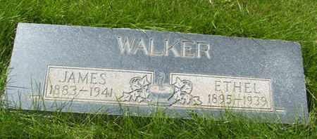 WALKER, ETHEL - Coconino County, Arizona | ETHEL WALKER - Arizona Gravestone Photos