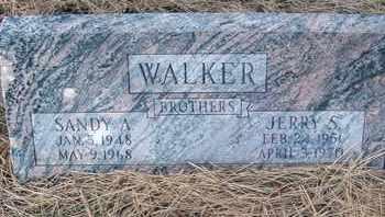 WALKER, JERRY S. - Coconino County, Arizona | JERRY S. WALKER - Arizona Gravestone Photos