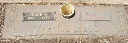 WALTERS, FRANK E. - Coconino County, Arizona | FRANK E. WALTERS - Arizona Gravestone Photos