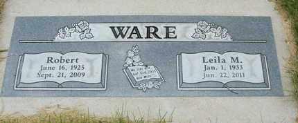 WARE, ROBERT - Coconino County, Arizona   ROBERT WARE - Arizona Gravestone Photos