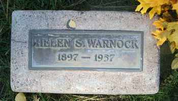 WARNOCK, HELEN S. - Coconino County, Arizona | HELEN S. WARNOCK - Arizona Gravestone Photos