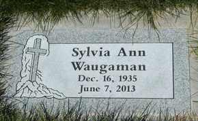 WAUGAMAN, SYLVIA ANN - Coconino County, Arizona   SYLVIA ANN WAUGAMAN - Arizona Gravestone Photos