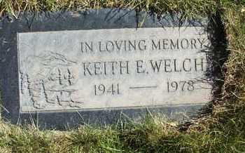 WELCH, KEITH E. - Coconino County, Arizona | KEITH E. WELCH - Arizona Gravestone Photos