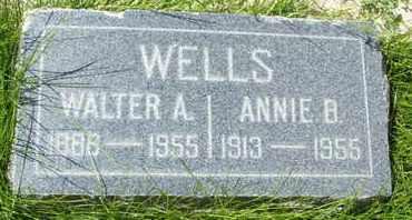 WELLS, ANNIE B. - Coconino County, Arizona | ANNIE B. WELLS - Arizona Gravestone Photos