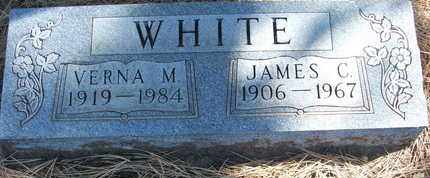 WHITE, VERNA M. - Coconino County, Arizona | VERNA M. WHITE - Arizona Gravestone Photos