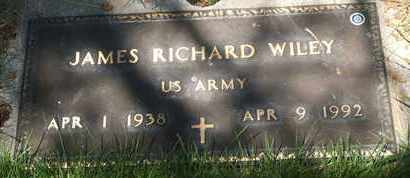 WILEY, JAMES RICHARD - Coconino County, Arizona | JAMES RICHARD WILEY - Arizona Gravestone Photos