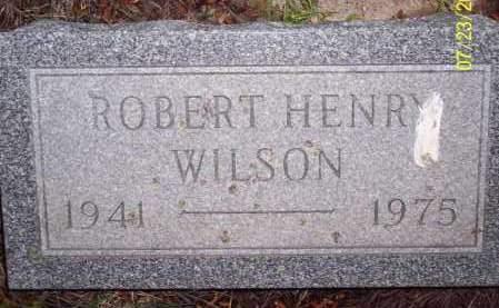 WILSON, ROBERT HENRY - Coconino County, Arizona | ROBERT HENRY WILSON - Arizona Gravestone Photos